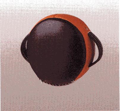 【在庫あります】ウイニング 円形ミット(小)