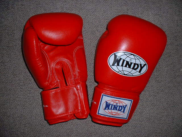 Boxing glove 12.14.16 ounce martial art muay-thai K-1 magic-type on Win day
