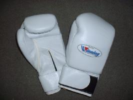 Winning glovesウイニング ボクシンググローブ(練習用プロタイプ)マジックテープ巻式8オンス