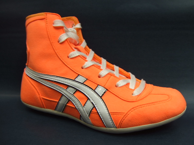 7fcd63eeb65457 AMERICA-YA  ASICS wrestling shoes CUSTOM COLOR made