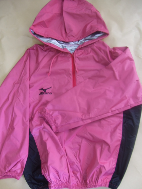 Choice (product made in Mizuno, Japan) of the arrival at weight loss pink x black) top and bottom set sauna suit weight loss suit with prize fighter specifications Mizuno our store original food
