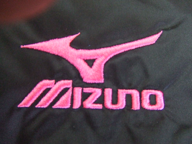 Choice (product made in Mizuno, Japan) of the arrival at weight loss black x pink top and bottom set sauna suit weight loss suit with prize fighter specifications Mizuno our store original food