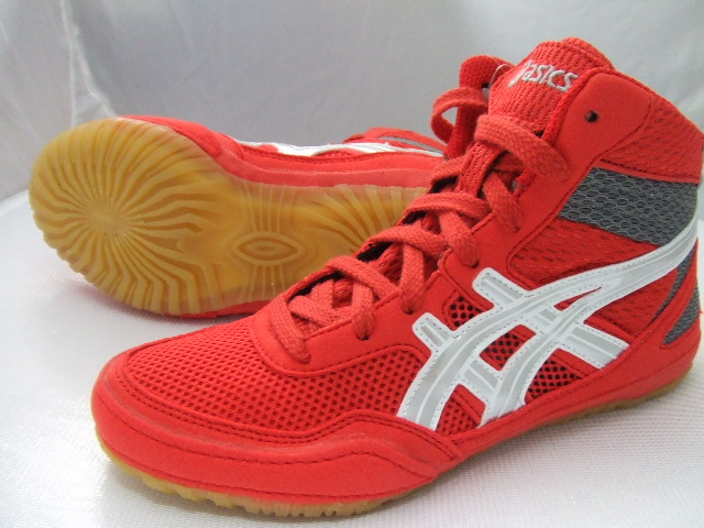 It is recommended in substitution for the asics wrestling shoes boxing shoes for kids