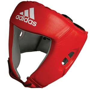 AIBA (federation of international amateur boxing) official recognition headgear