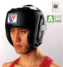 【一部在庫あります・受注生産】ウイニング 旧アマチュア試合用ヘッドガード