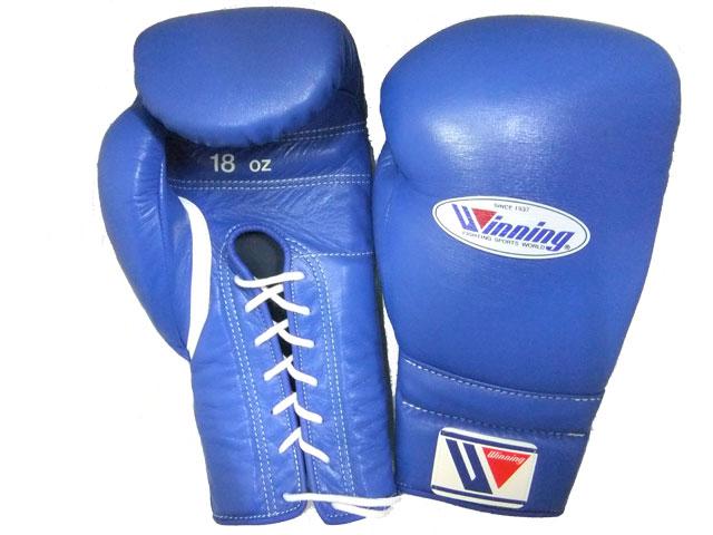 Winningウイニング練習用 ボクシング グローブ(プロタイプ) 18オンスMS700