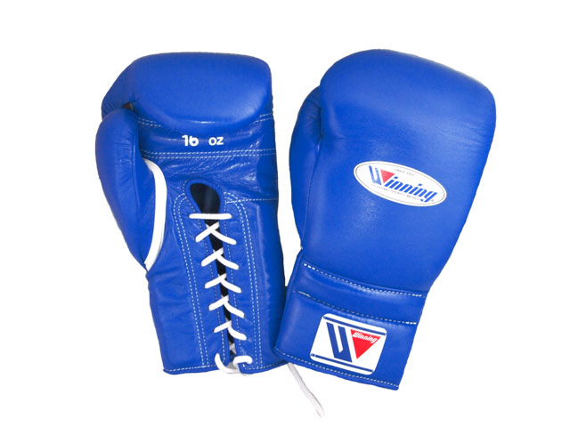 【IN STOCK at AMERICA-YA warehouse】winning gloves WINNING 16 oz professional  boxing glove for training in STANDAR colors