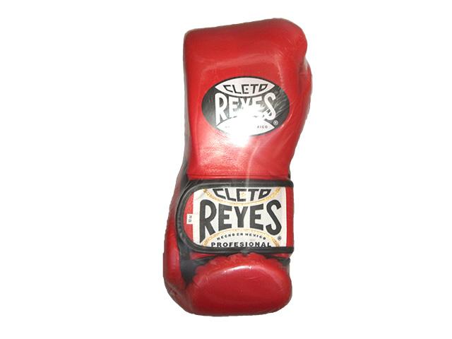 レイジェスボクシンググローブ10オンスマジックテープ式赤 黒 ベルクロ MEXICO