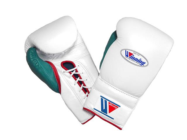 グローブ ウイニング練習用 トリコ Winning 16オンス ボクシング (プロタイプ)