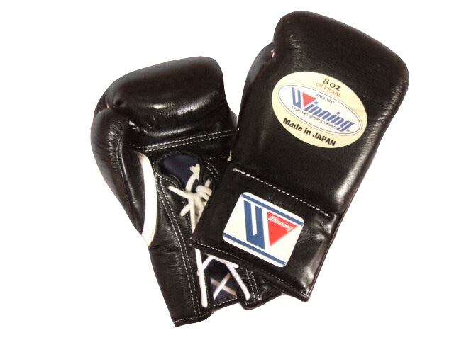 Winningウイニング公式試合用 ボクシング グローブ(8オンス)