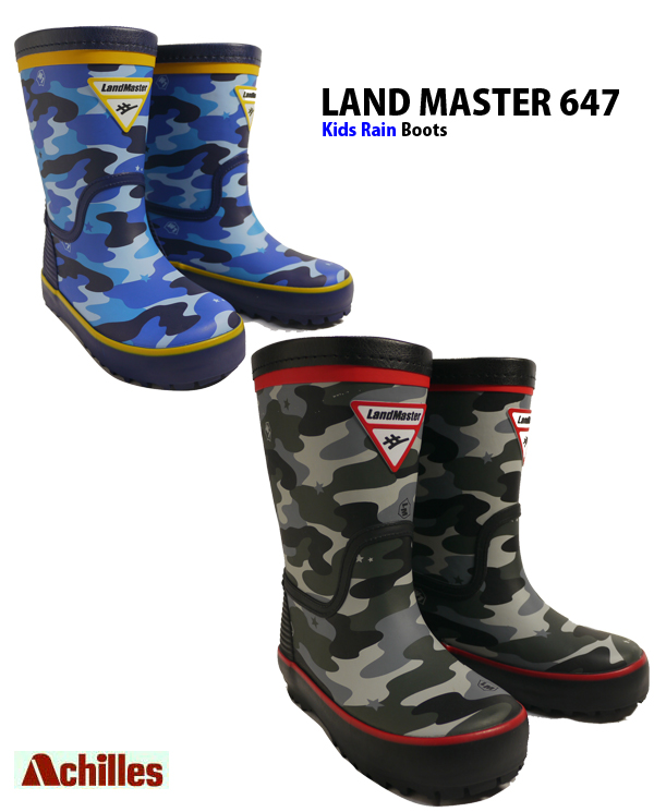 d1f6a84f8b4f Junior kids   rubber boots land master rain boots boys nonslip rubber boots  camouflage □ lm647 □