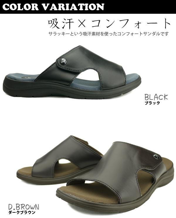 Mens comfort Sandals Arnold Palmer Palmer Velcro type □ ap2305 □