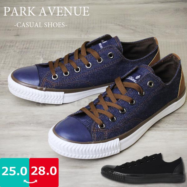 Men S Casual Shoes Park Avenue Ikebe Canvas Leather Wind Suction Sweat Of Flexuous Pa Cv01