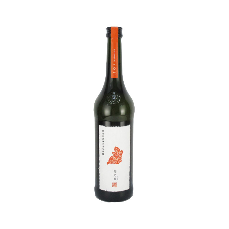 新政 陽乃鳥 純米仕込 貴醸酒 720ml 【クール便】 :2020年1月詰め