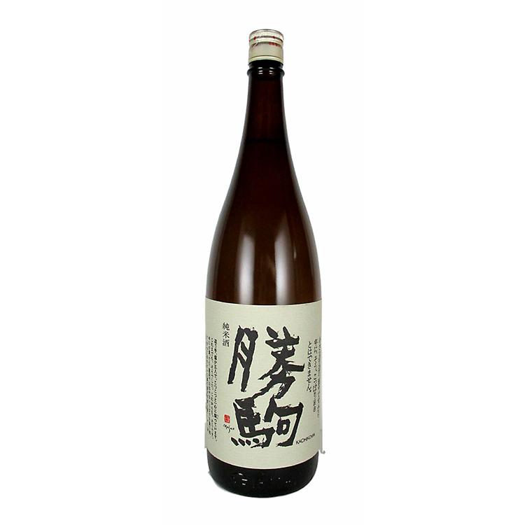 勝駒 特別本醸造 1800ml:2019年8月詰め