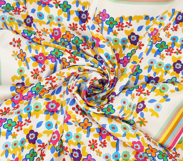 LOUIS VUITTON ルイ・ヴィトンマルグリットスカーフ【LOUIS VUITTON】【ルイ・ヴィトン】【スカーフ】【中古】