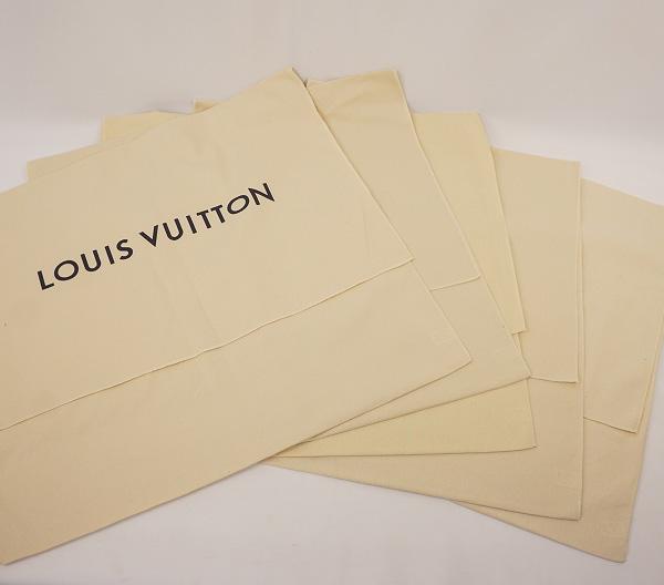 LOUIS VUITTON ルイ・ヴィトン ルイ・ヴィトン 保存袋 (5枚セット) 新型【中古】【保存袋】