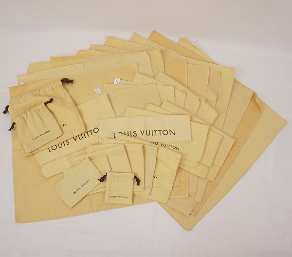 LOUIS VUITTON ルイ・ヴィトンルイ・ヴィトン 保存袋 (29枚セット)【中古】【保存袋】