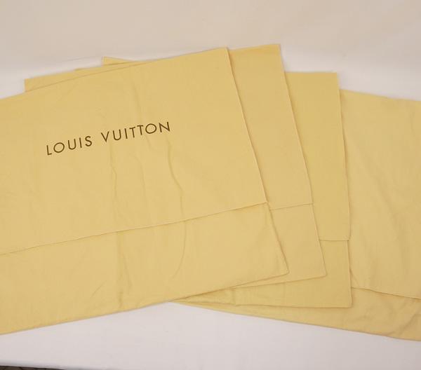 LOUIS VUITTON ルイ・ヴィトン ルイ・ヴィトン 保存袋 (4枚セット)【中古】【保存袋】