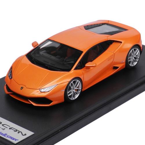 LookSmart 1/43スケール ランボルギーニ ウラカン LP610-4 Orange Borealis(パールオレンジ)LS426G