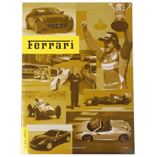 フェラーリ イヤーブック 2011