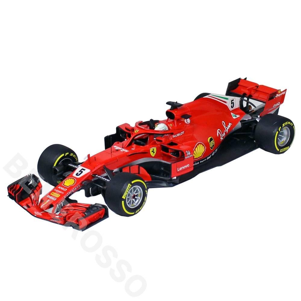 BBR MODELS 1/18スケール フェラーリ SF71-H #7 オーストラリアGP ウィナー S.ベッテル PBBR 181805