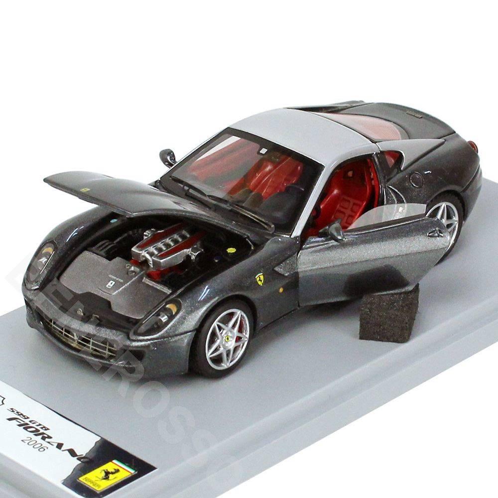 GASOLINE 1/43スケール フェラーリ 599GTB フィオラノ 2006 GASOPEN004