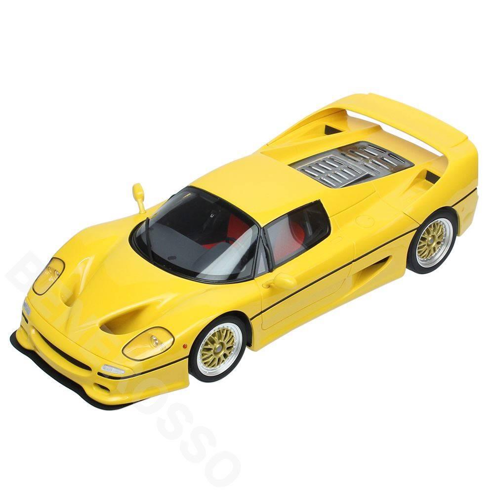 GTスピリット 1/18スケール ケーニッヒ スペシャル F50 イエロー Asia Exclusive GTS036KJ