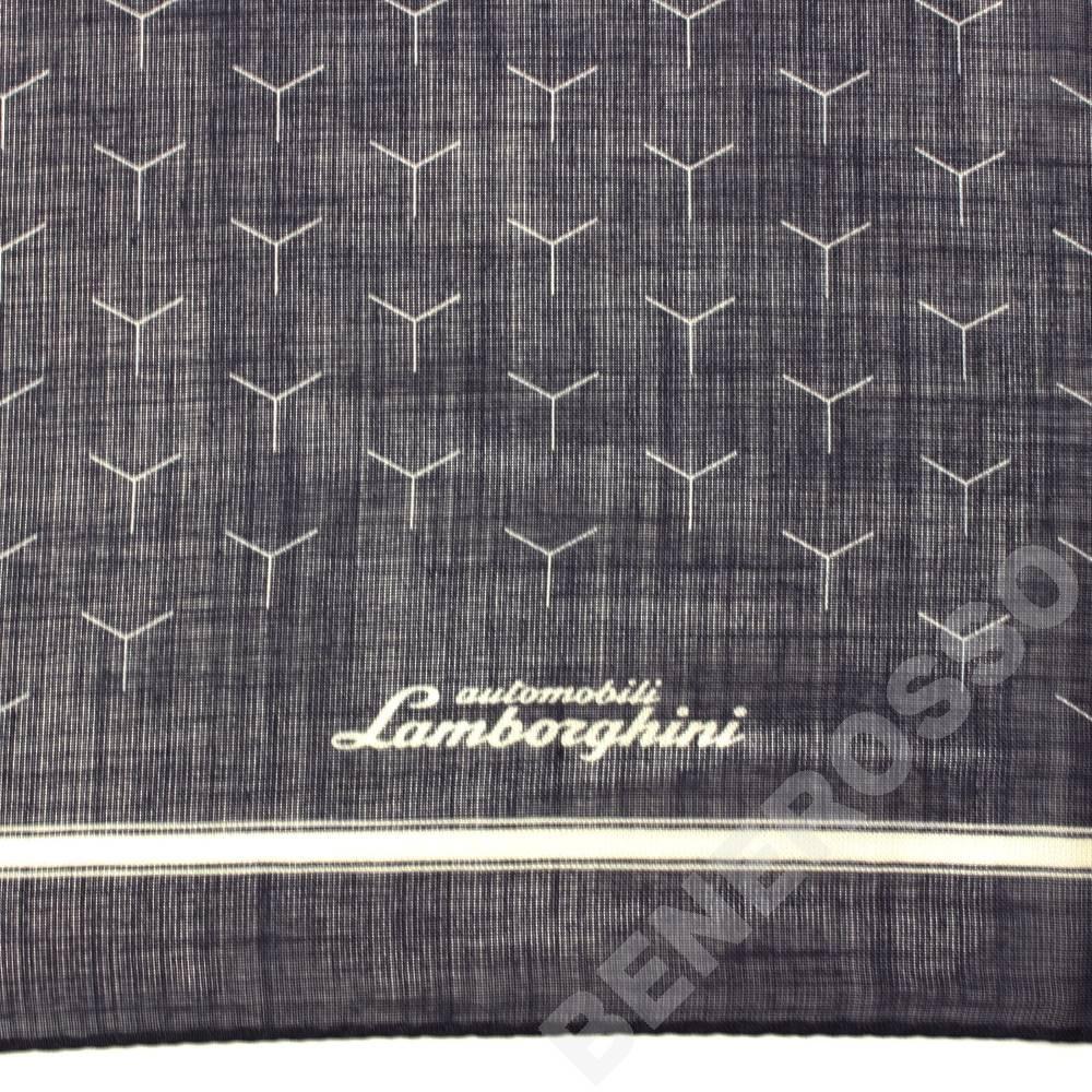 ランボルギーニ Yパターン ウール スカーフ 9011105WWU001
