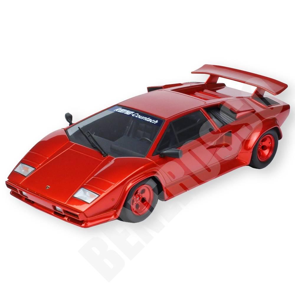 GT SPIRIT 1/18スケール ケーニッヒ スペシャル カウンタック ターボ レッドメタリック GTS134
