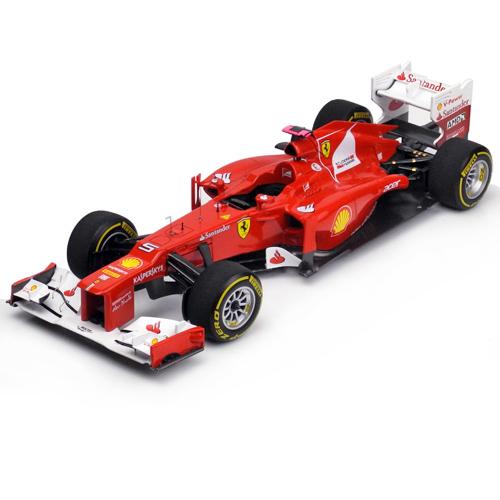 マテル 1/18スケール フェラーリ F2012 F.アロンソ マレーシアGP 2012 エリートシリーズ MT5484X
