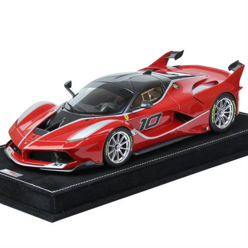 MRコレクション 1/18スケール フェラーリ FXX K 2015 #10 Rosso TRS FE16A