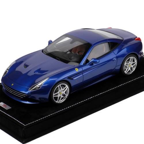 MRコレクション 1/18スケール フェラーリ カリフォルニアT Blue Ribot FE11B