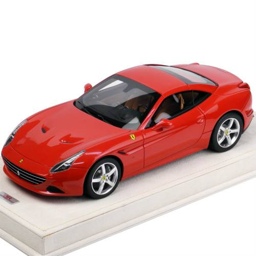 MRコレクション 1/18スケール フェラーリ カリフォルニアT Rosso Corsa FE11D
