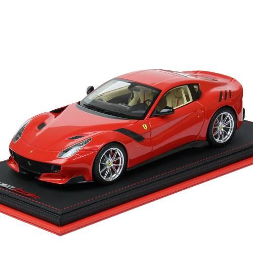 MRコレクション 1/18スケール フェラーリ F12 tdf Rosso Scuderia FE18E