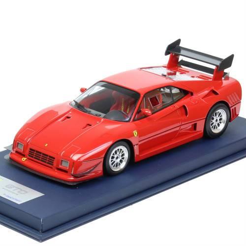 Look Smart 1/18スケール フェラーリ 288GTO Evoluzione/Sport wheels(ケース付)LS18_06C