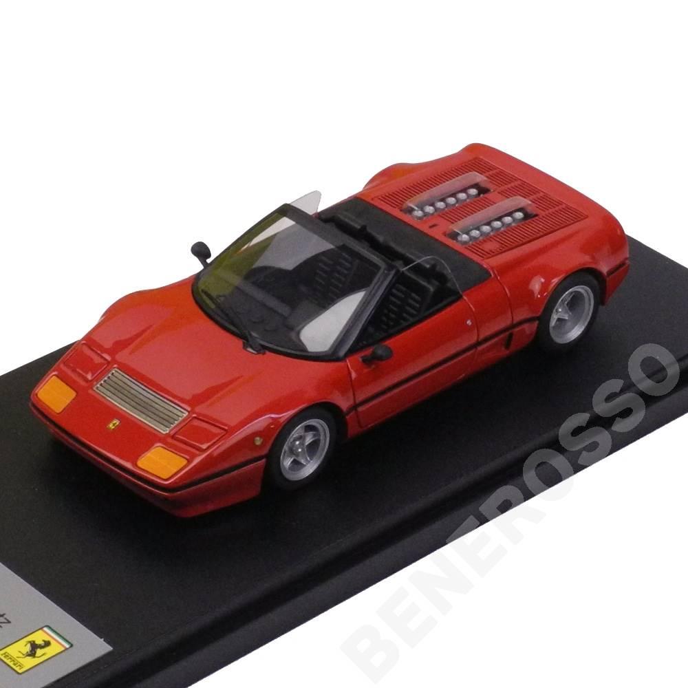 BBR MODELS 1/43 フェラーリ 512BB ロレンツ 1980 BBR174B