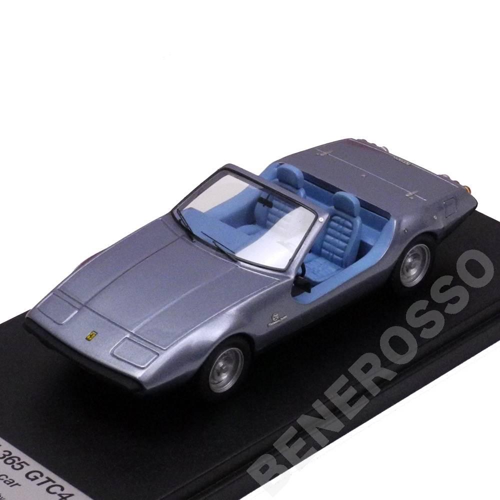 Look Smart 1/43スケール フェラーリ 365GTC/4 Beach Car