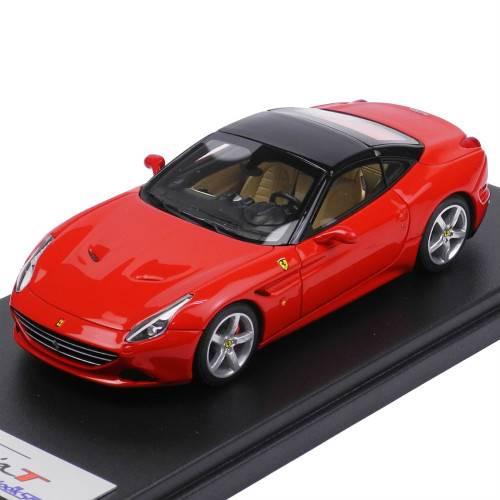 LookSmart 1/43スケール フェラーリ カリフォルニアT Rosso Scuderia / Nero Ds(ルーフクローズ)LS431F