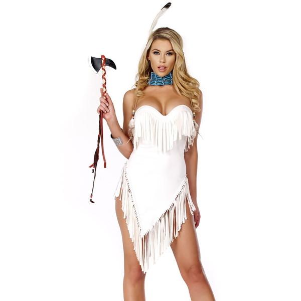 海外ブランド ForPlay フォープレイ ハロウィン コスプレ衣装 仮装 インディアン ビューティーコスチューム3点セット パーティー・イベント