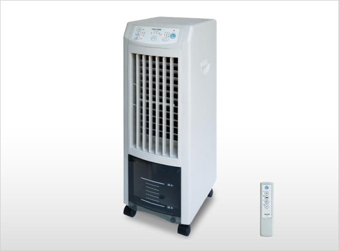 【送料無料!】TEKNOSテクノス「冷風扇 テクノイオン搭載リモコン冷風扇風機 TCI-007」