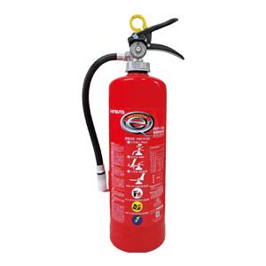 (一部地域を除く)!2019年製 初田製作所 蓄圧式ABC粉末消火器 PEP-10N リサイクルシール付 消化器