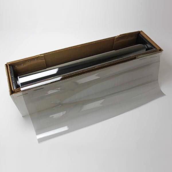 インフィニティー50(ハーフミラー53%) 1m幅×30mロール箱売 カーフィルム USAフィルム 遮熱フィルム 断熱フィルム UVカットフィルム #INF5040 Roll#