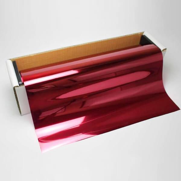 ミラーレッド 50cm幅×30mロール箱売 カーフィルム マジックミラーフィルム 遮熱フィルム 断熱フィルム UVカットフィルム ブレインテック Braintec #MRD20 Roll#