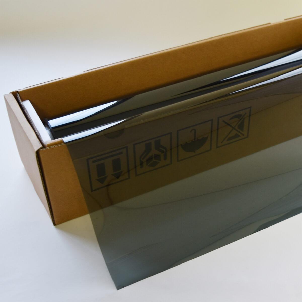 DIYスモーク35(35%) 1m幅×30mロール箱売 カーフィルム DIY向けスモーク #DIY-GBK3540 Roll#