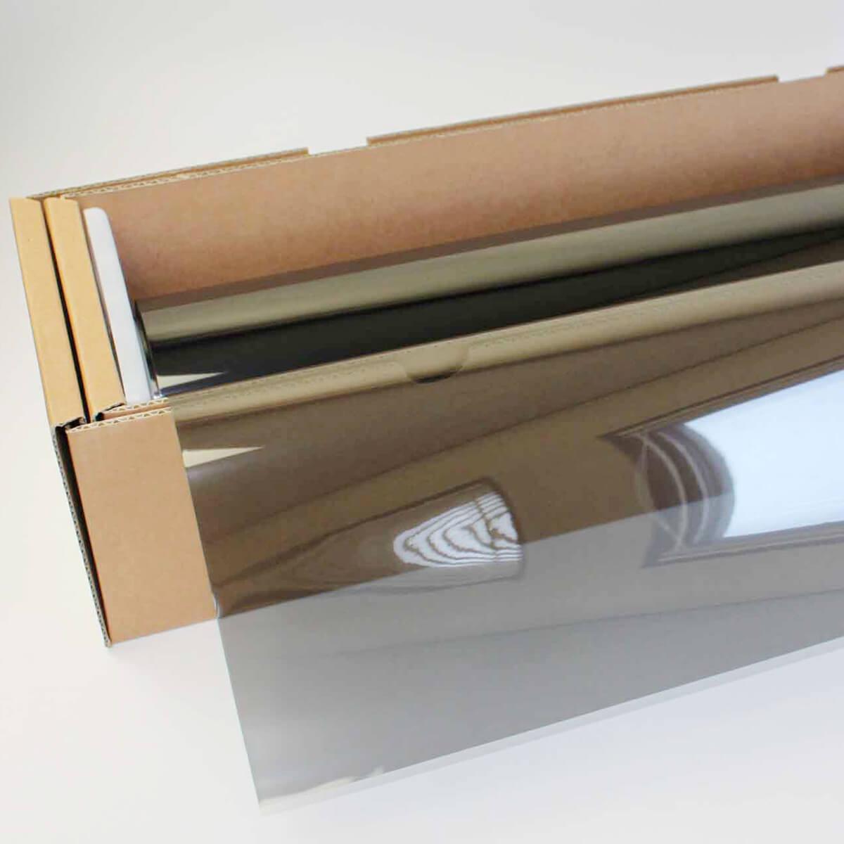 エクリプス35(ハーフミラー33%) 1.5m幅×30mロール箱売 カーフィルム 遮熱フィルム 断熱フィルム UVカットフィルム ブレインテック Braintec ※大型商品 同梱不可 沖縄発送不可※ #ECP3560 Roll#