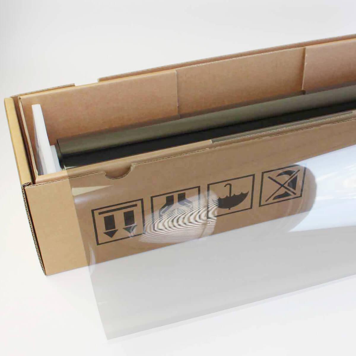 送料無料 ウィンドウフィルム 窓ガラスフィルム エクリプス65(ニュートラル65%) 1m幅×30mロール箱売 遮熱フィルム 断熱フィルム UVカットフィルム ブレインテック Braintec