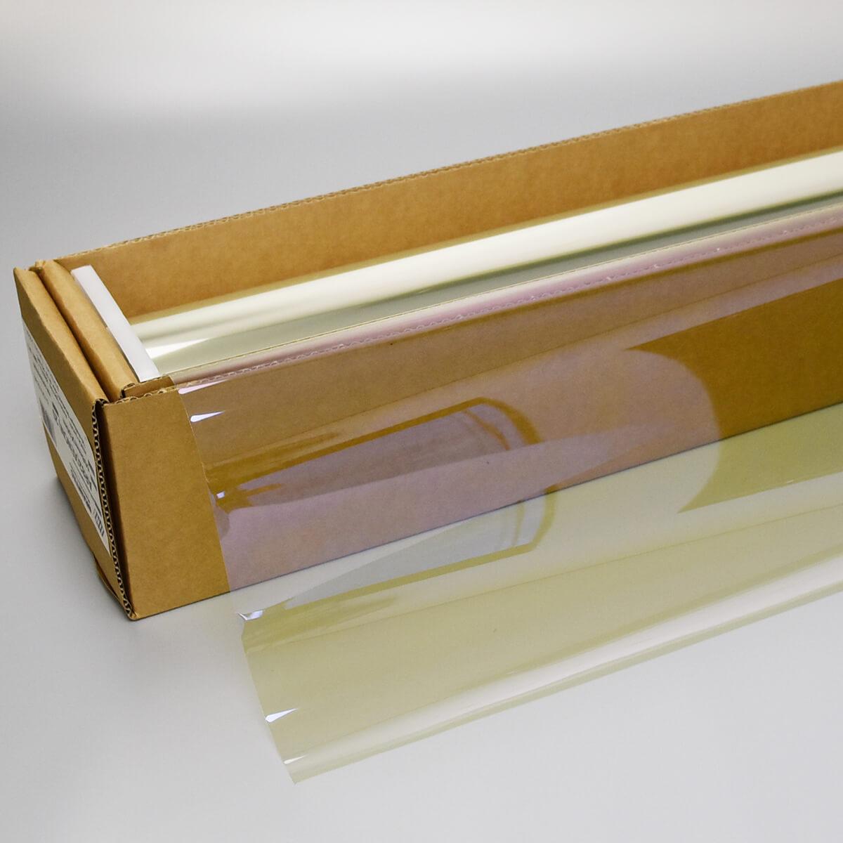 XENON GHOST(ゼノン) オーロラ82 1m幅×30mロール箱売 カーフィルム IRカット 多層マルチレイヤー オーロラフィルム82 ストラクチャーカラー Multilayer Structural Color Aurora #AR82XENON40 Roll#