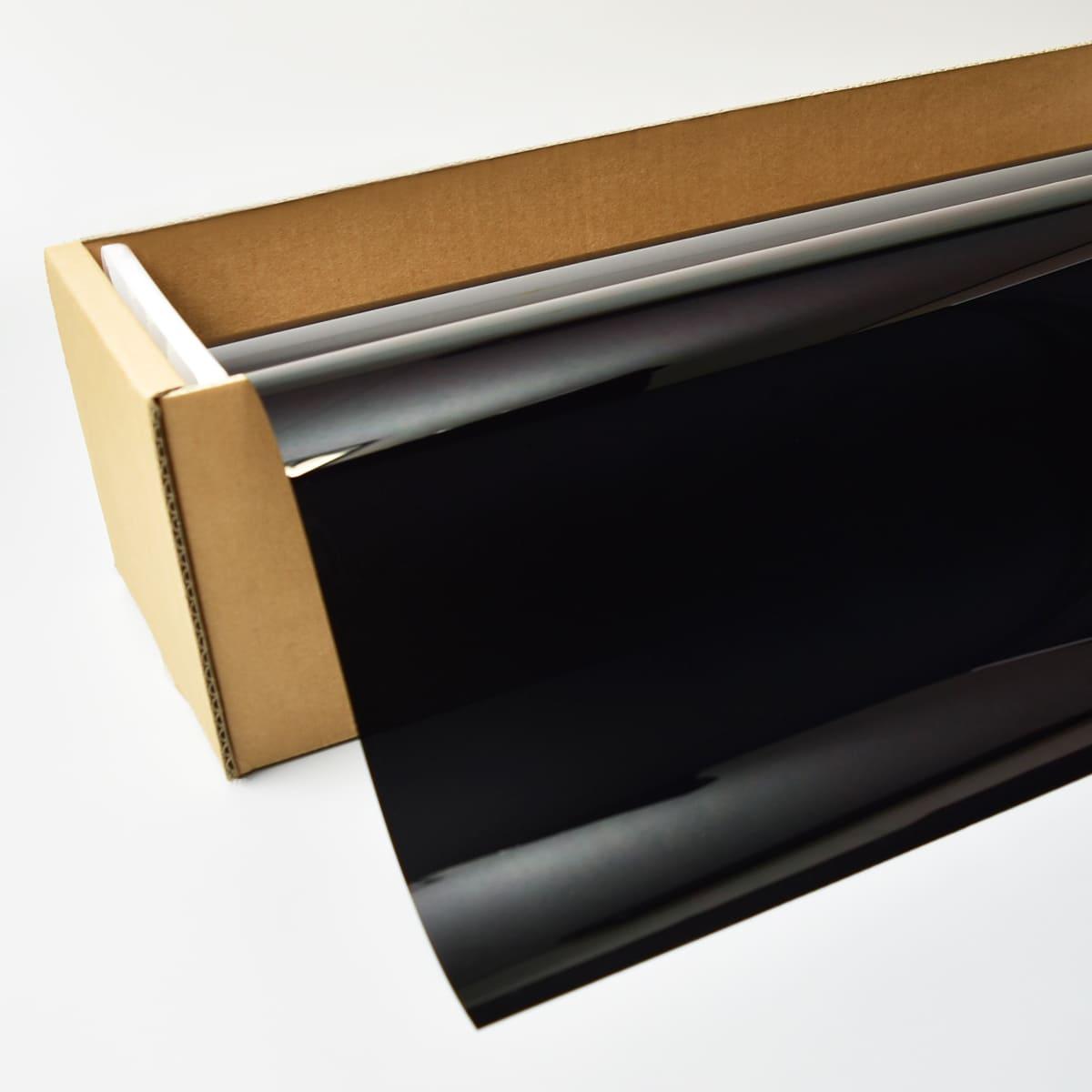 IR断熱ブラック01(1%) 1m幅 x 30mロール箱売 【シークレットブラックフィルム】 #IR-CBK0140 Roll#