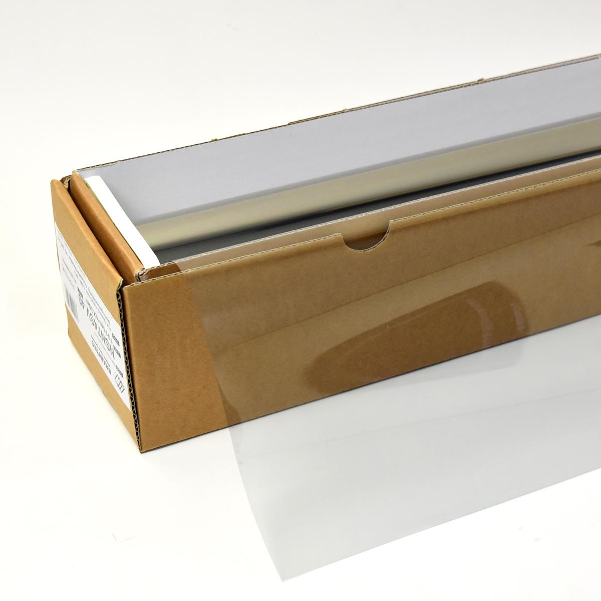 スターリングシルバー74 1m幅 x 30mロール箱売 【ウインドフィルム カーフィルム】 #NSN74SV40 Roll#